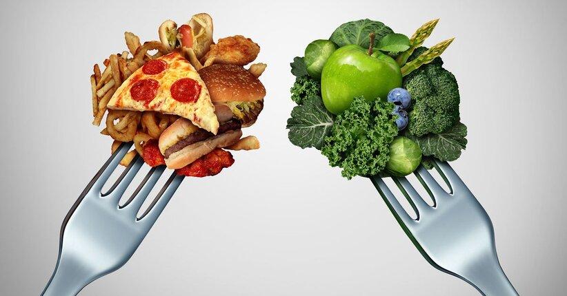 Come è cambiata l'alimentazione?