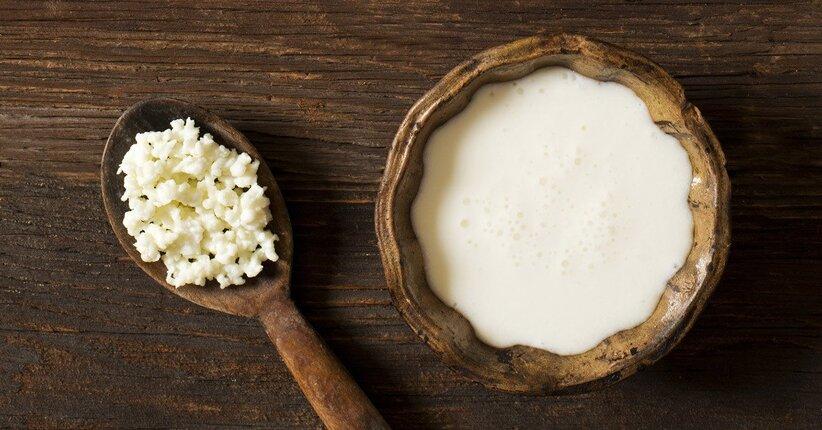 Come preparare il Kefir di latte e di acqua