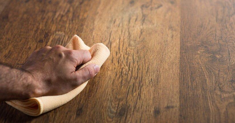 Come pulire il legno in modo naturale