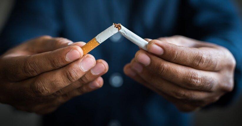 Come pulirsi velocemente dalla Nicotina