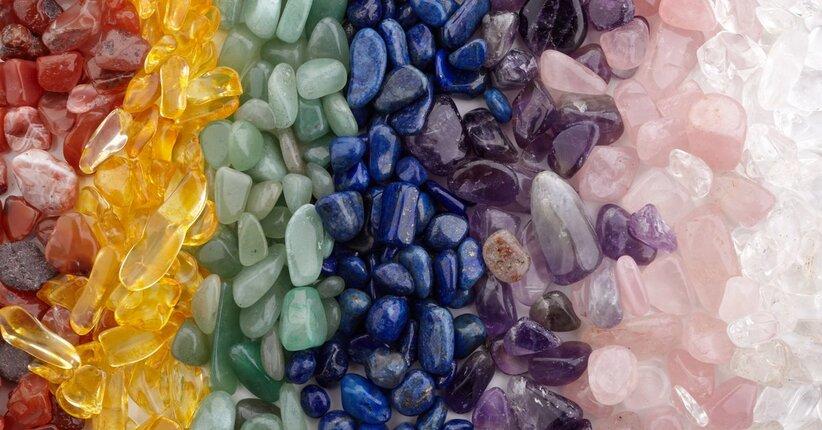 Cristalli e pietre: quali sono le loro proprietà?