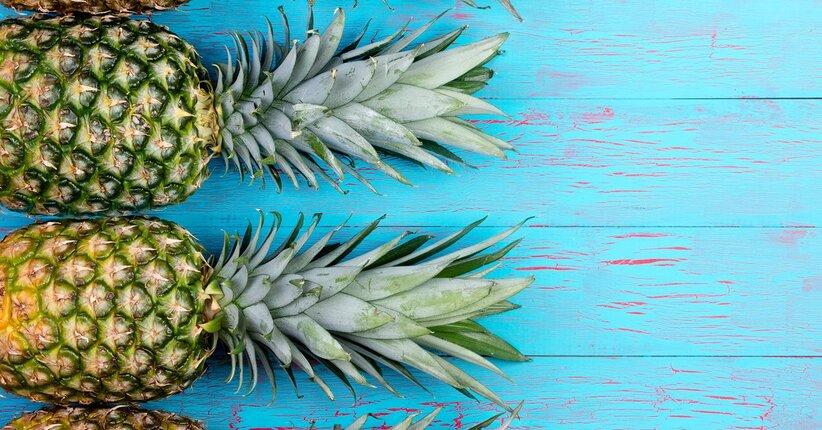 Crudo & Facile: Ananas, bye bye cellulite!
