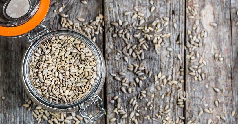 Crudo & Facile: in cucina con i semi di girasole