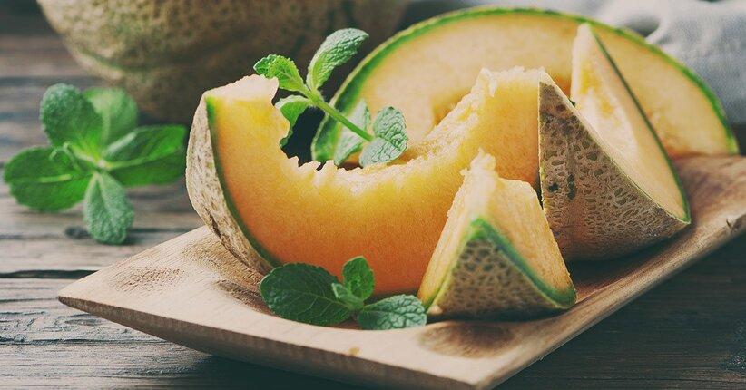Crudo & Facile: Melone, abbronzatura e nutrienti