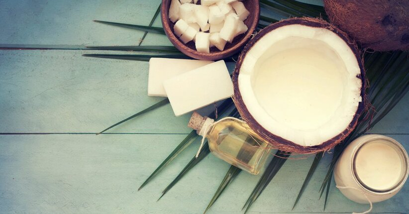 Crudo & Facile: Olio e crema di cocco, i grassi che bruciano i grassi