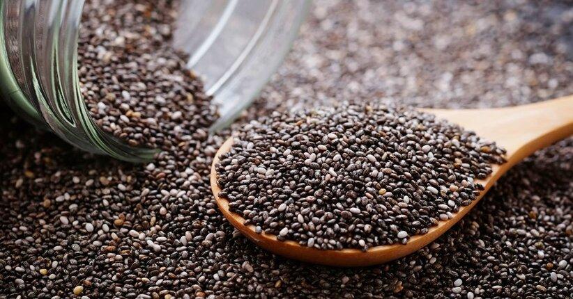 Crudo & Facile: Semi di chia, fonte di omega 3