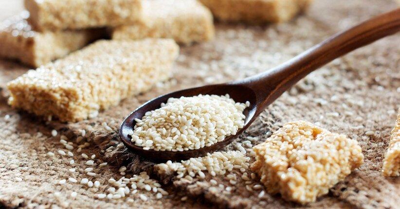 Crudo & Facile: Semi di sesamo per le nostre ossa
