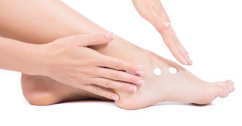Cura dei piedi: 6 rimedi naturali