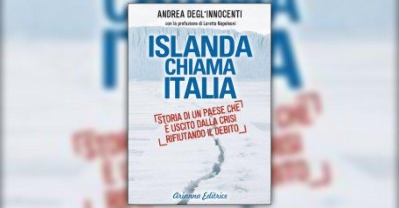 """Dall'Islanda all'Italia - Anteprima del Libro """"Islanda Chiama Italia"""""""