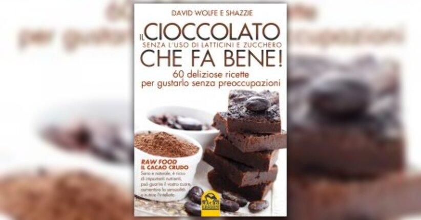 David Wolfe, Shazzie - Introduzione - Il Cioccolato che fa Bene!