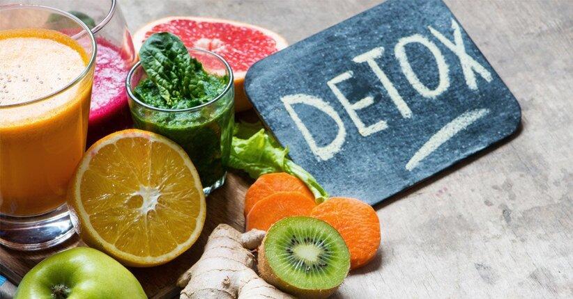 Tutto il corpo pulisce la dieta