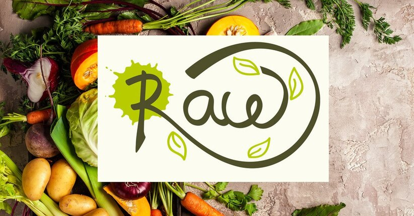 EASY & RAW - Ricette crude, facili e golose