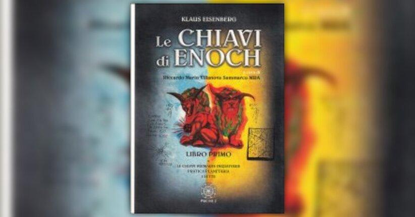 """Enoch, chi era veramente - Estratto da """"Le Chiavi di Enoch"""""""