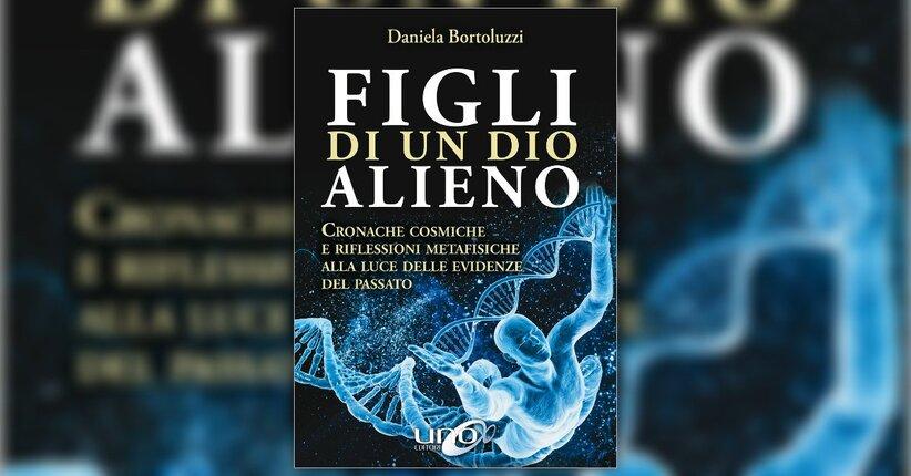 """Estratto da """"Figli di un Dio Alieno"""" libro di Daniela Bortoluzzi"""