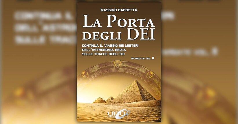 """Estratto da """"Stargate vol. 2 - La Porta degli Dei"""" - Libro di Massimo Barbetta"""
