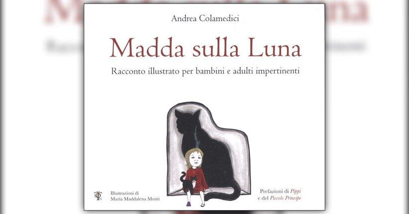 """Estratto dal libro """"Madda sulla Luna"""" di Andrea Colamedici"""