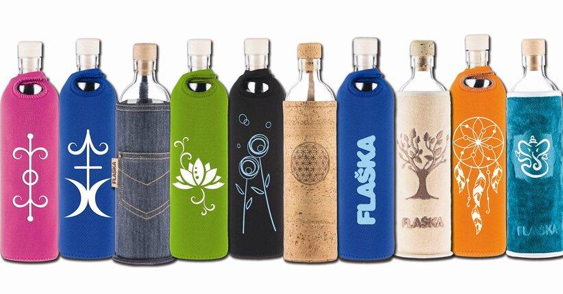 Flaska, la tua sorgente d'acqua sempre con te