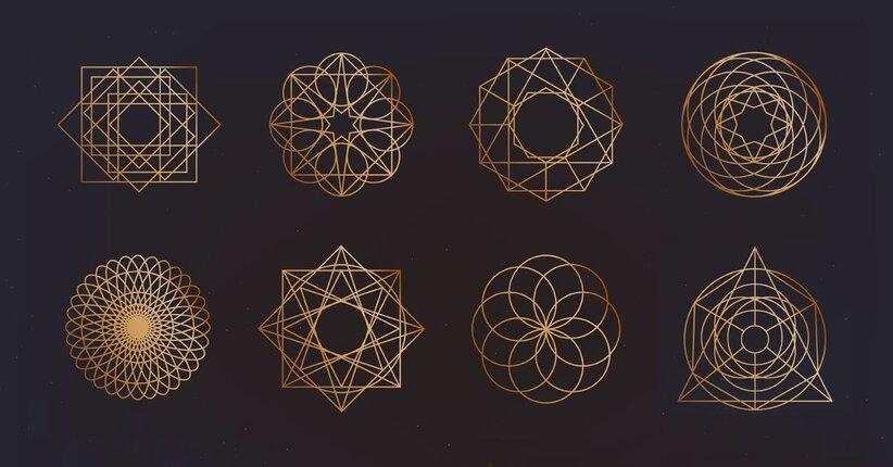 Geometria Sacra: i ciondoli e gli oggetti protettivi