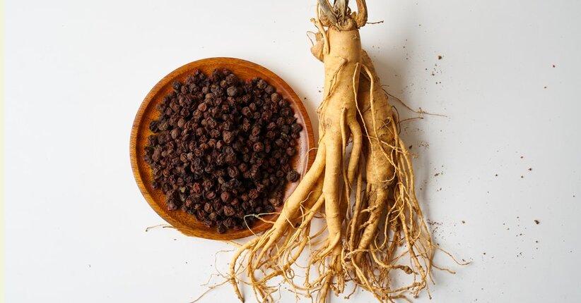 Ginseng e Guaranà: benefici e controindicazioni