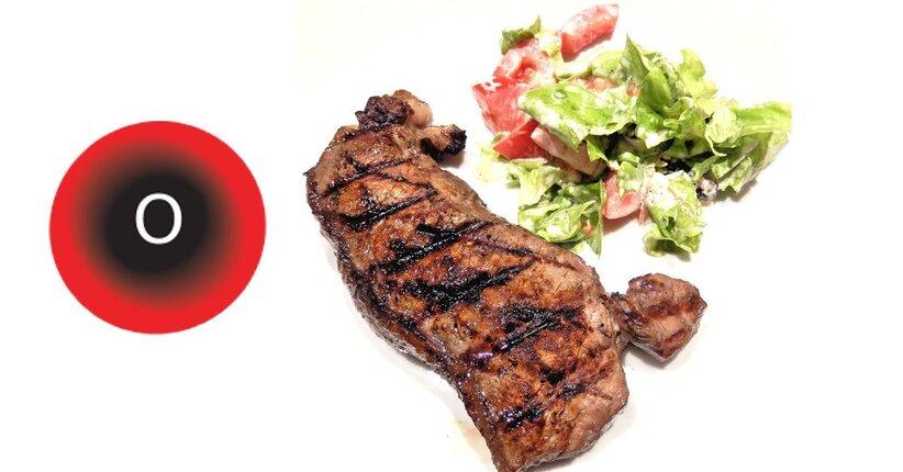 dieta del gruppo sanguigno 0 ricette