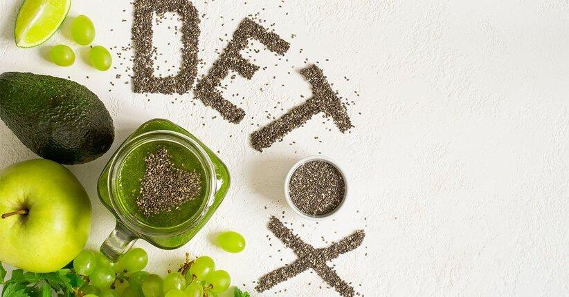 Gli alimenti e le ricette detox per depurarsi in autunno