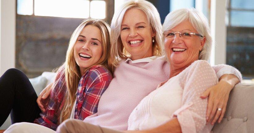 Gli integratori per le varie fasi della vita della donna