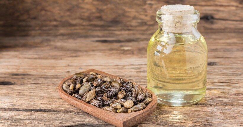 Gli usi dell'olio di ricino nella cosmesi