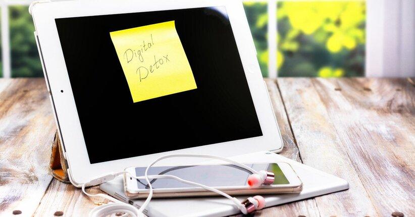 Guida al detox… dalla tecnologia