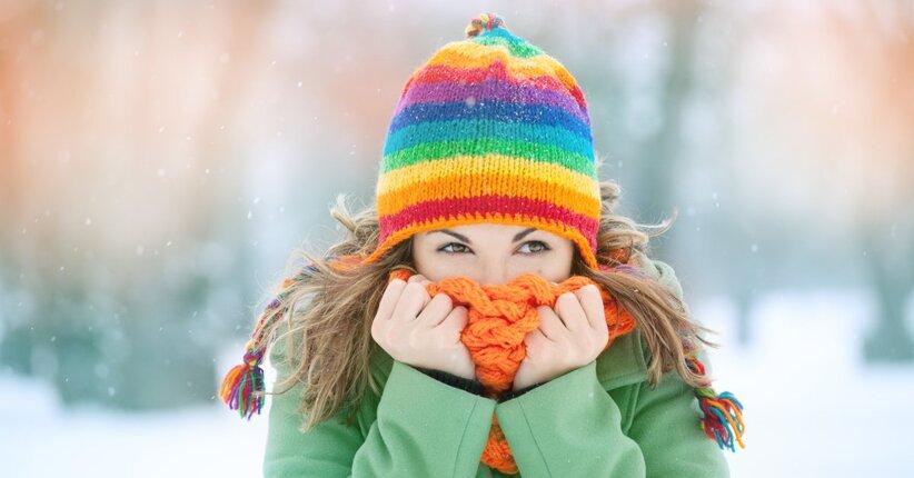 7 consigli per non soffrire il freddo eccessivo in inverno