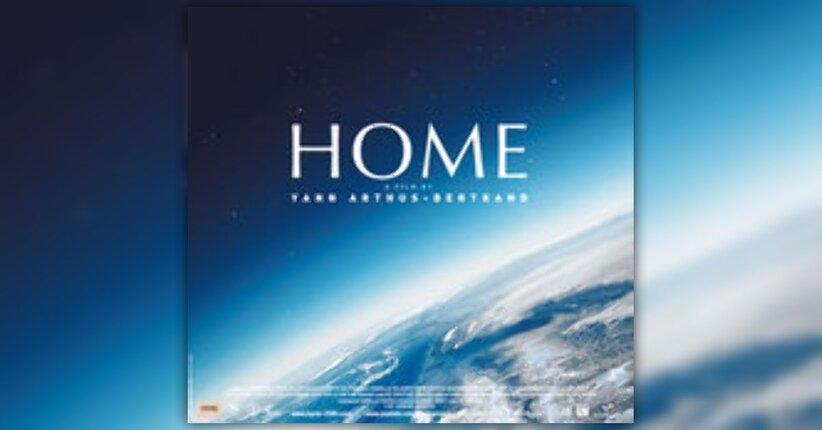 Home: il documentario sull'ambiente ed il cambiamento climatico