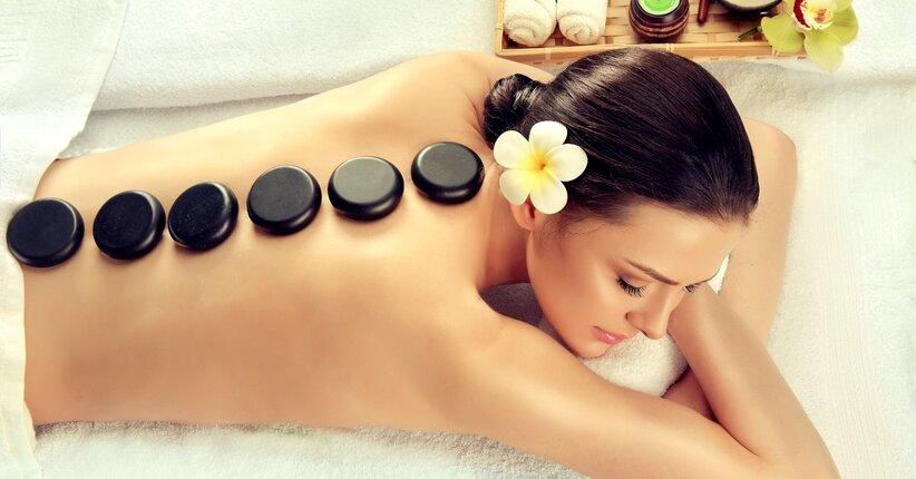 Hot stone massage: i benefici