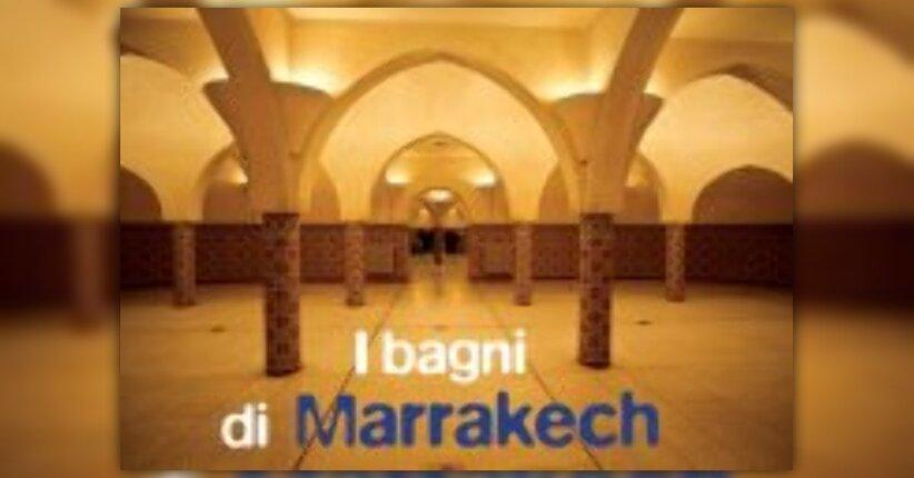 I Bagni di Marrakech con il Sapone Nero