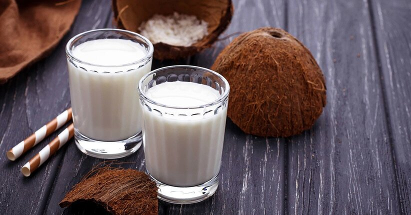 I benefici del Latte di Cocco e 3 ricette per utilizzarlo