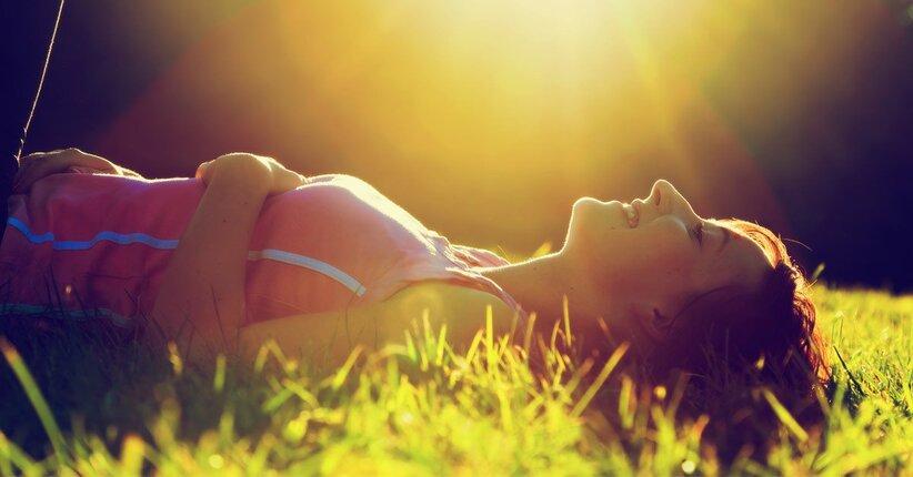 I benefici dell'esposizione al sole