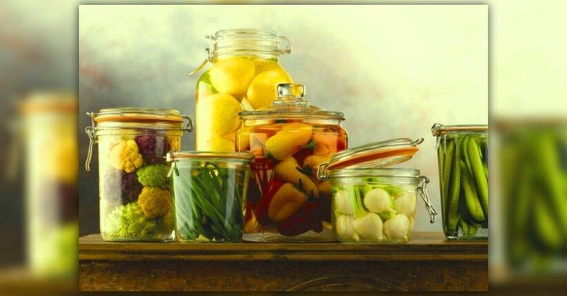I benefici delle verdure fermentate