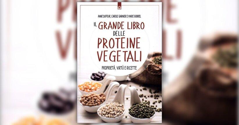 I buoni motivi per preferire le proteine vegetali + 2 ricette