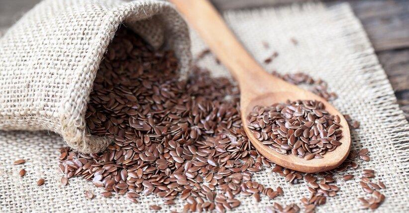 semi di lino e il colesterolo