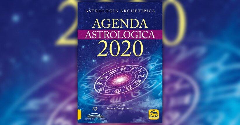 I transiti planetari della Luna nel 2020