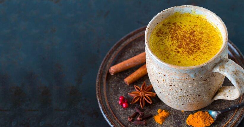 Il Golden Milk: una ricetta dai molti benefici