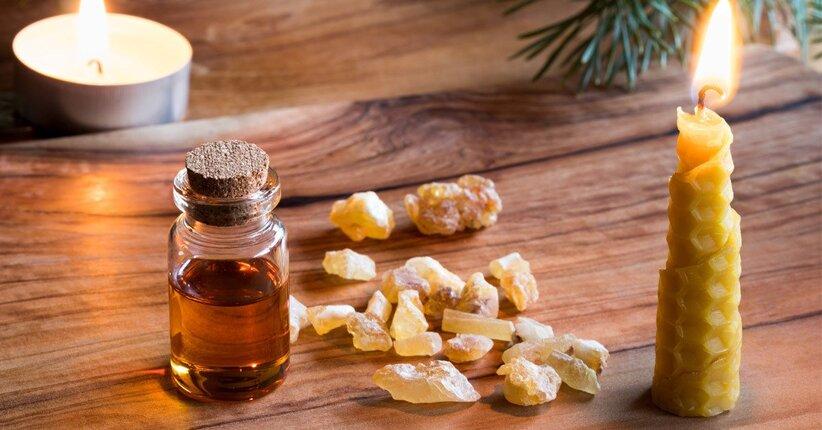 Il kit degli oli essenziali per l'inverno