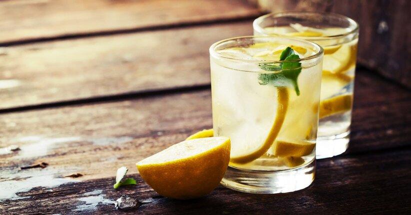 Il limone, il sole del mattino