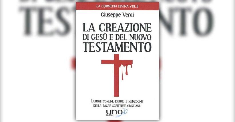 """Il messia scomparso - Estratto da """"La Creazione di Gesù e del Nuovo Testamento"""""""