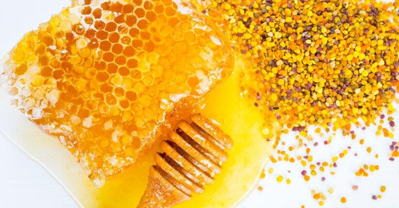 Il potere curativo del polline