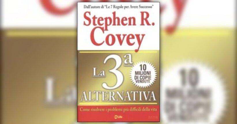 """Il punto di Transizione - Anteprima del libro """"La Terza Alternativa"""" di S. R. Covey"""