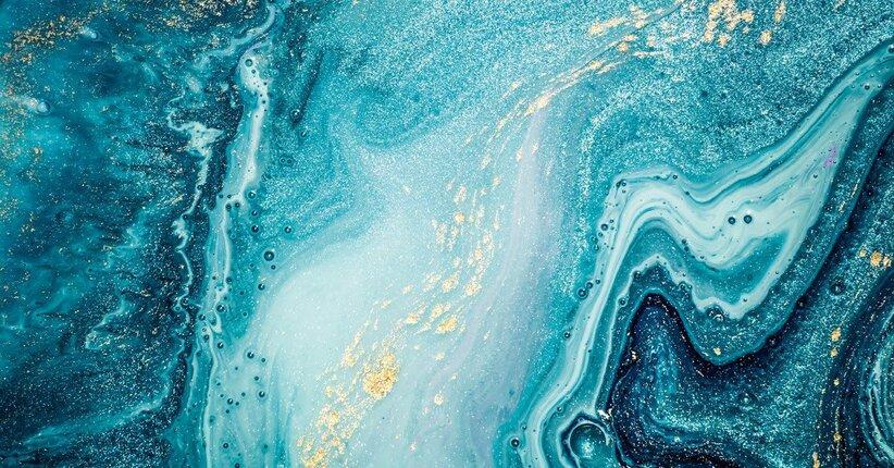 Il significato del colore azzurro