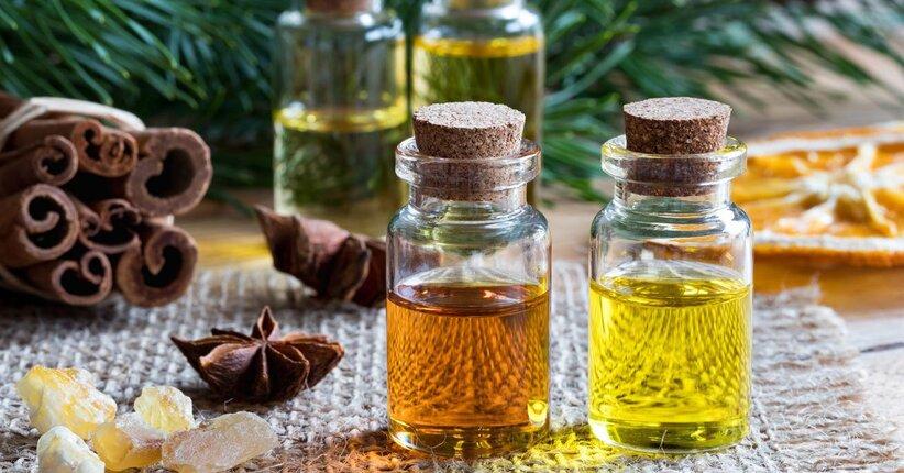 Il sinergismo degli oli essenziali