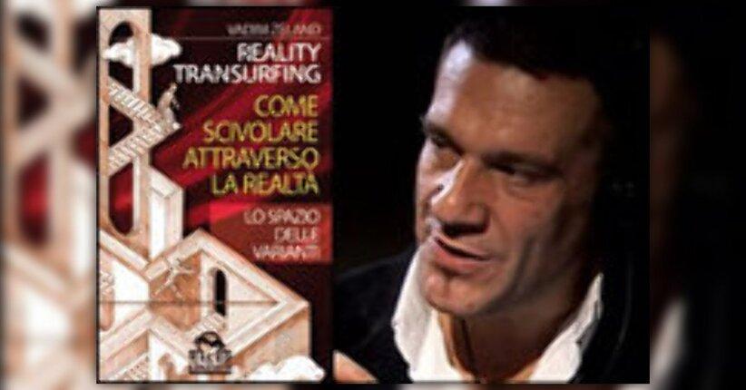 Il voice coach Ciro Imparato legge Reality Transufing