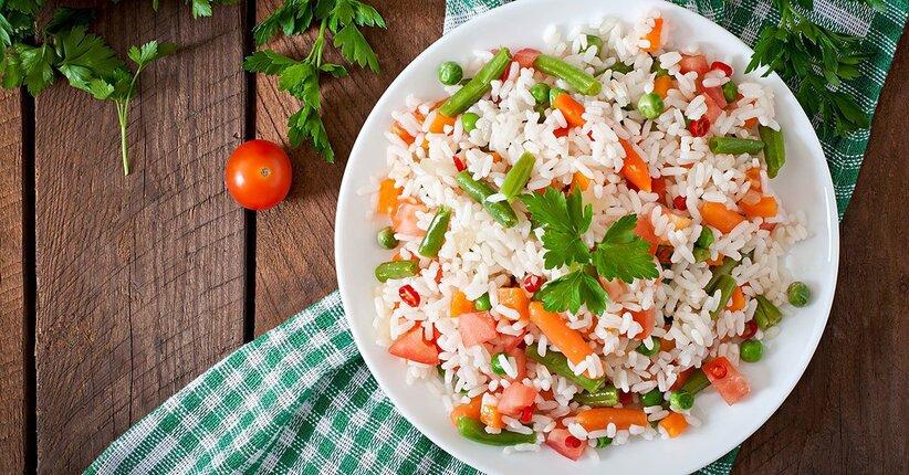Insalata di riso, 3 ricette vegetariane sfiziose e particolari