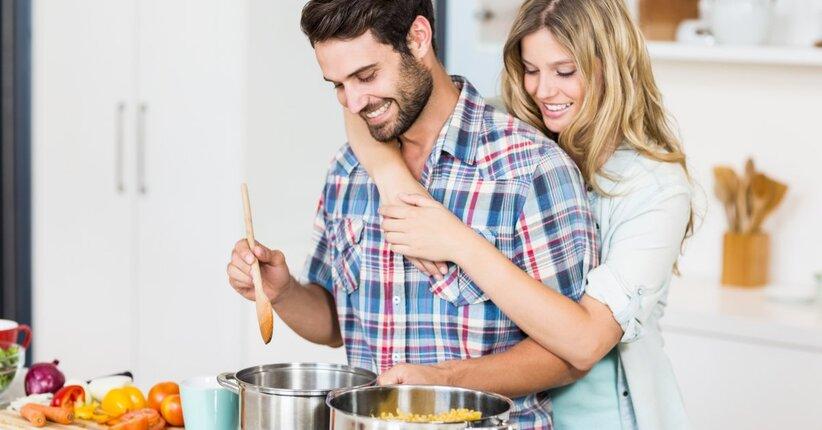 Intesa di coppia: migliorala a tavola