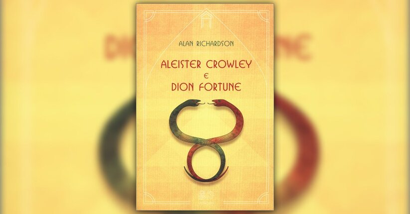 "Introduzione ""Aleister Crowley e Dion Fortune"" libro di Alan Richardson"